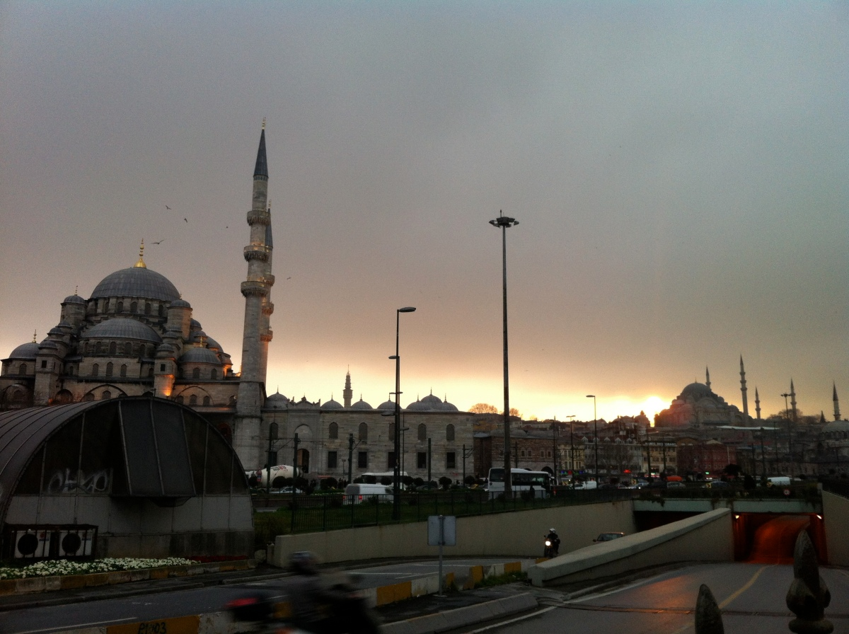 Istanbul – Purpose and Dream