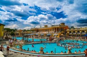 Széchenyi-Baths-Budapest